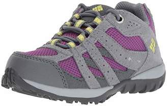 Columbia Girls' Youth Redmond Waterproof Hiking Shoe