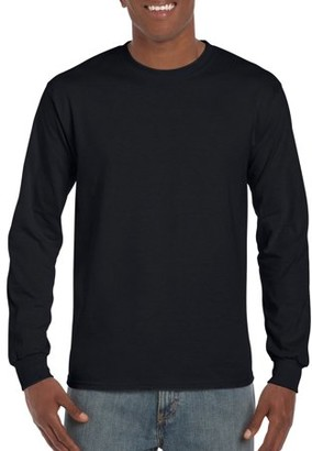 Gildan Big Mens Classic Long Sleeve T-Shirt