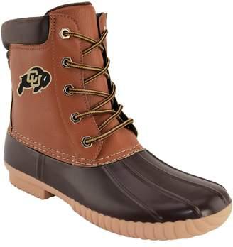 Men's Colorado Buffaloes Duck Boots
