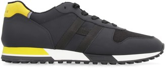 Hogan H383 Leather Sneakers