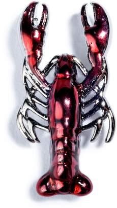hook + ALBERT Lobster Pin