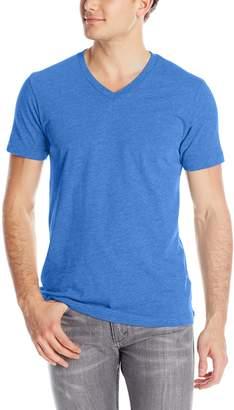 Volcom Men's Heather V-Neck T-Shirt