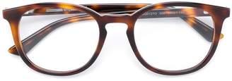 McQ Eyewear round-frame glasses