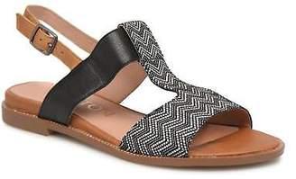 Karston Women's Soany Sandals in Black