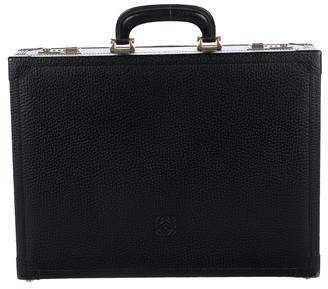 Loewe Leather Briefcase