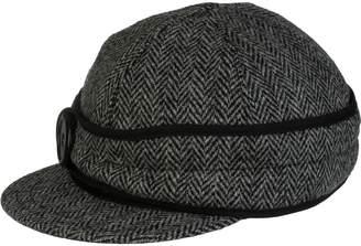 Stormy Kromer Mercantile Harris Tweed Button Up Cap - Women's
