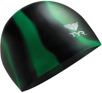 TYR Silicone Multi-Color Swim Cap