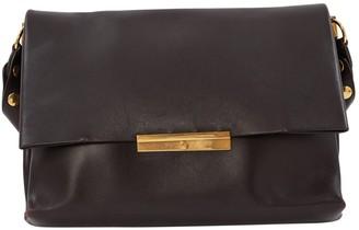 Celine All Soft Brown Leather Handbag