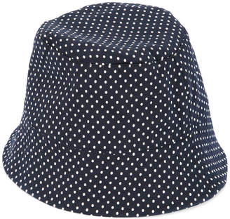 N. Duo dotted panama hat