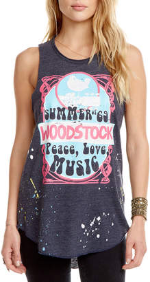 Chaser Summer 69 Graphic Muscle Tee