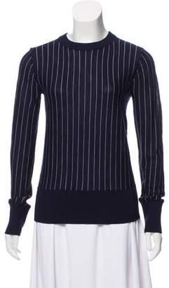 DKNY Striped Knit Sweater
