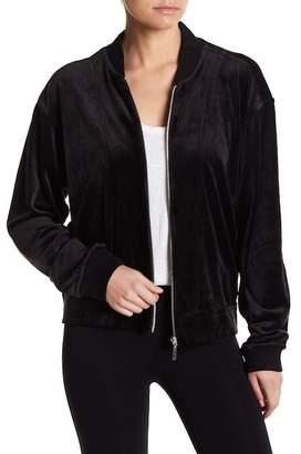 Natori Luxe Velour Jacket