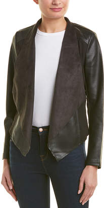 KUT from the Kloth Ana Drape Jacket
