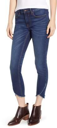 Vigoss Marley Tulip Hem Skinny Jeans