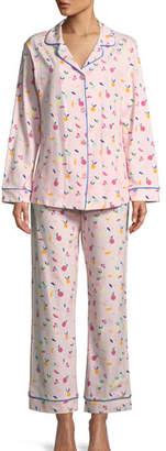 BedHead Freshly Picked Long-Sleeve Classic Pajama Set