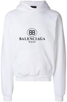 Balenciaga BB Mode Hoodie