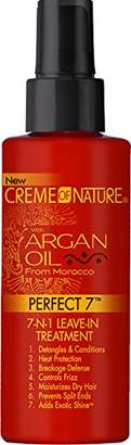 Crème of Nature Argan Oil Perfect 7-in-1 Leave-in Treatment