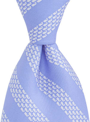 Vineyard Vines Micro Whale Repp Stripe Tie