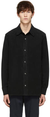 Our Legacy Black Fine Frontier Jacket