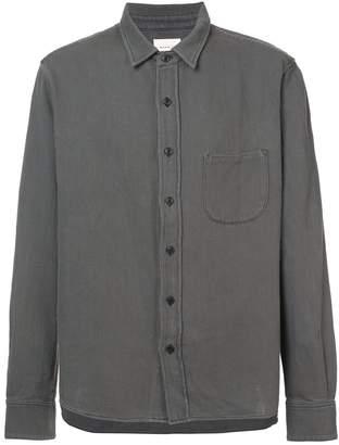 Simon Miller patch pocket shirt