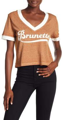 Show Me Your Mumu Kickball Crop Tee