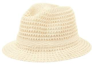 SAN DIEGO HAT Short Packable Fedora