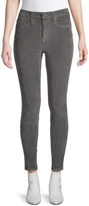 Madewell High-Rise Skinny Corduroy Pants