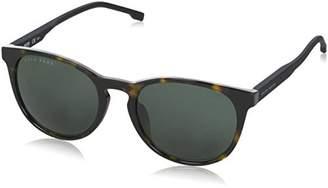 HUGO BOSS BOSS by Men's 0955/f/s Rectangular Sunglasses
