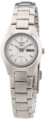 Seiko Women's 5' Japanese Automatic Stainless Steel Casual Watch