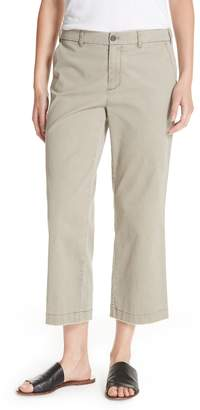 ATM Anthony Thomas Melillo Enzyme Wash Crop Boyfriend Pants