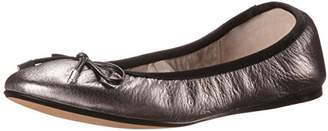 Kenneth Cole New York Women's Saturn Ballet Flat with Bow