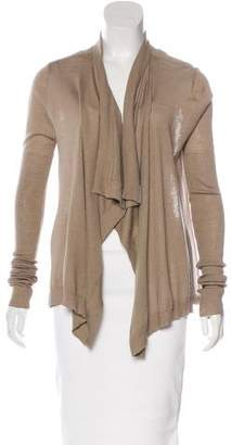 Givenchy Wool & Silk-Blend Cardigan