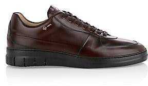 Dunhill Women's Duke City Leather Sneakers