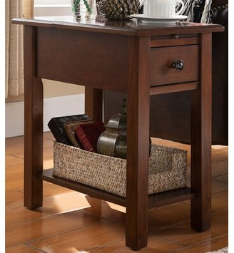 Andover Mills Lundgren End Table