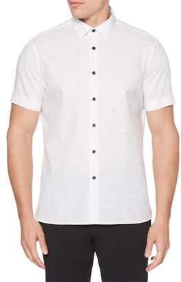 Perry Ellis Printed Regular Fit Shirt