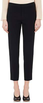 Chloé Women's Cady Slim-Fit Crop Pants - Black