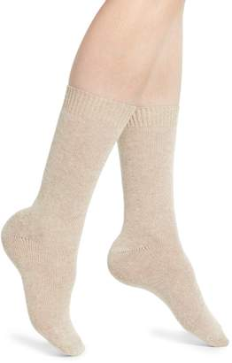 Nordstrom Flat Knit Crew Socks