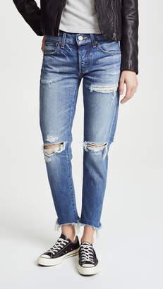 Moussy VINTAGE Garnet Tapered Jeans