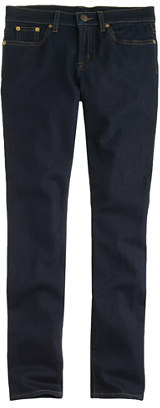 J.Crew Ever stretch toothpick jean in resin rinse