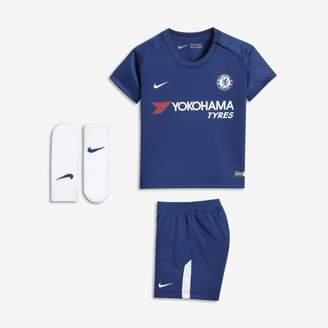 Nike 2017/18 Chelsea FC Stadium Home Baby&Toddler Football Kit
