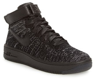Women's Nike 'Air Force 1 Flyknit' Sneaker $150 thestylecure.com