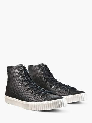John Varvatos Strip Patch Mid Top