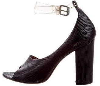 3.1 Phillip Lim Leather High-Heel Sandals