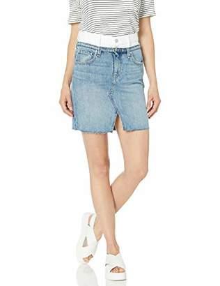 Hudson Jeans Women's LULU 5 Pocket Denim Skirt