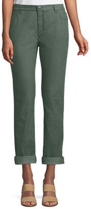 Lafayette 148 New York Thompson Bella Denim Slim-Leg Jean