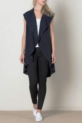 THML Clothing Long Draped Vest