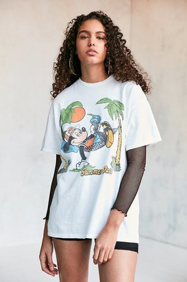 Junk Food Mickey Summer Daze Tee $49 thestylecure.com