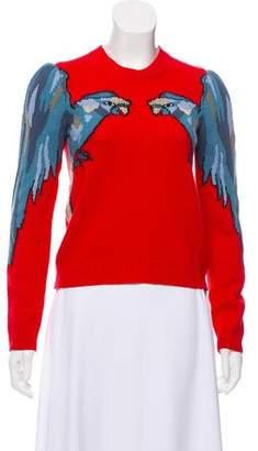 Gucci Wool Intarsia Sweater