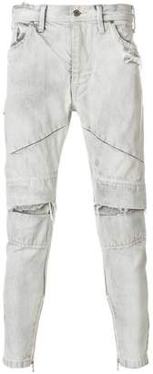 Julius ripped jeans