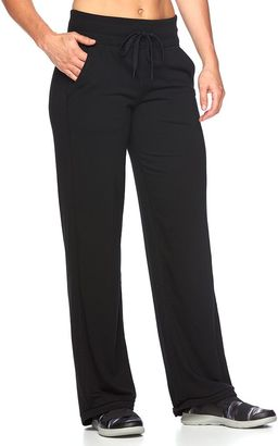 Women's Tek Gear® Easy French Terry Wide Leg Pants $36 thestylecure.com